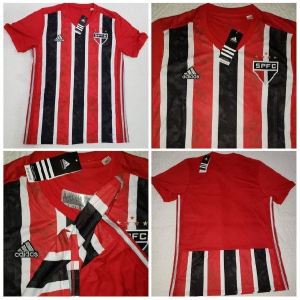 Camisa do são paulo original, temporada 2020/2021