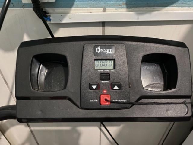 Esteira dream fitness concept 1600 - usada