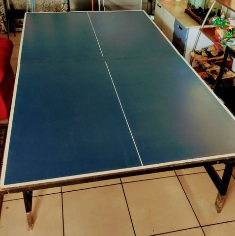 Mesa de tênis de mesa oficial
