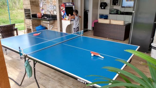 Mesa de ping pong muito barato