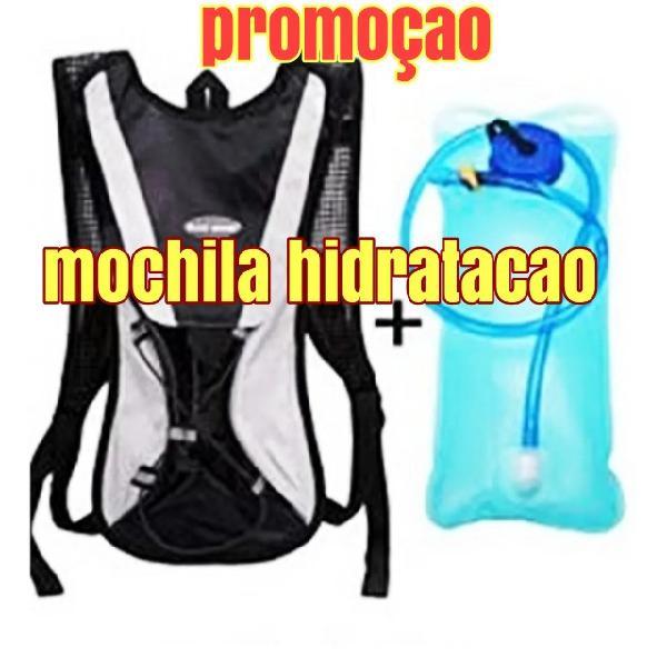 Mochila hidratacao reservatorio 2 litros