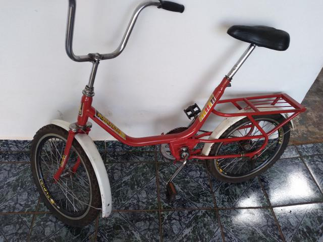 Vendo bicicleta monareta aro 20!