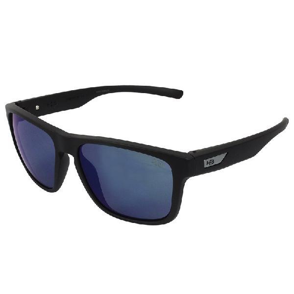 Culos de sol hb h-bomb matte black blue chrome - surf