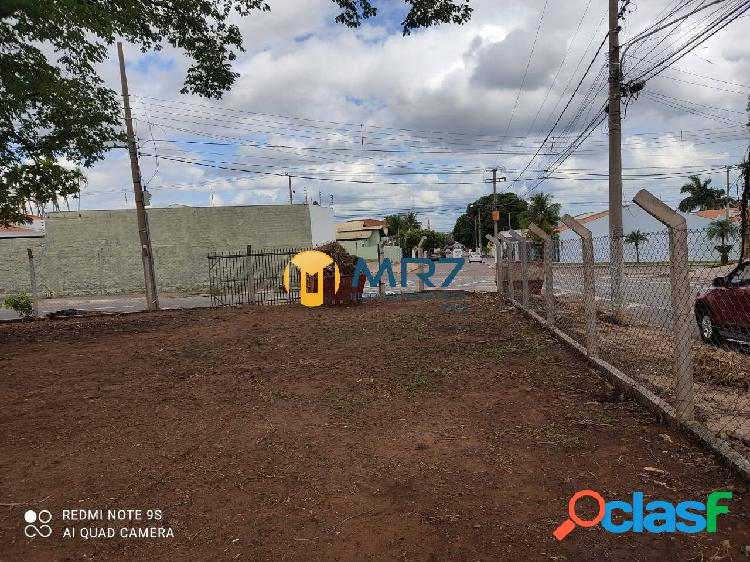 Terreno de esquina bairro santa cruz - rondonópolis-mt