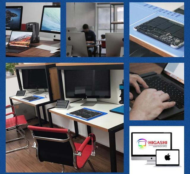 Assistência apple macbook em curitiba - suporte técnico