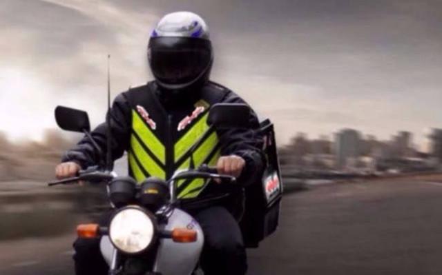 Sou motoboy / moto própria