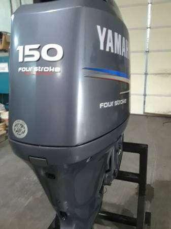 Yamaha 150hp 4 stroke outboard engine