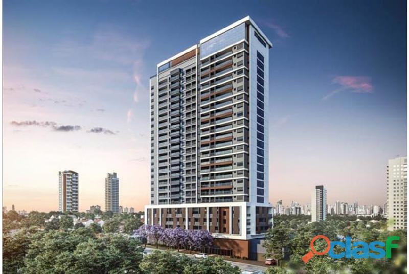 Apartamento na planta obra,com 100 m² no atmosfera brooklin