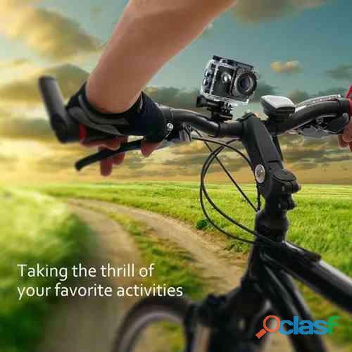 Câmera Go Pro Sport 1080p 9