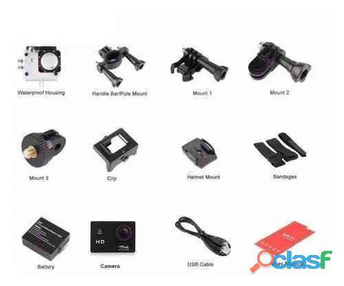 Câmera Go Pro Sport 1080p 10