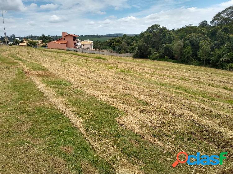 Lote no village ipanema - araçoiaba da serra