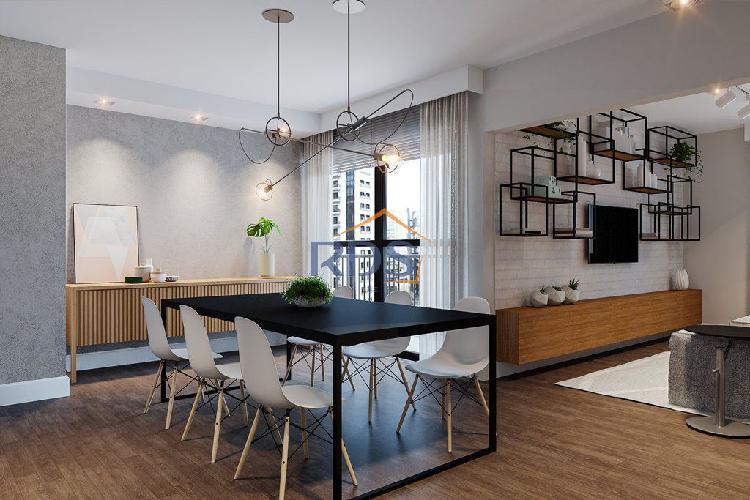 Apartamento à venda no moema - são paulo, sp. im299760