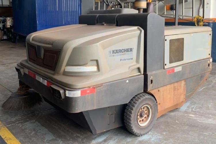 Km 150/500 r d classic karcher - 16/16