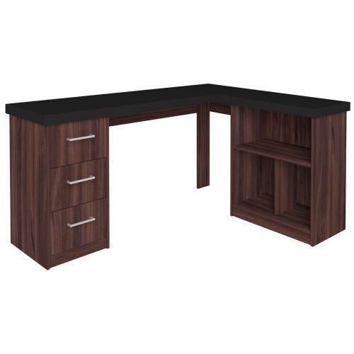 Mesa para escrit/u00f3rio escrivaninha home office mali