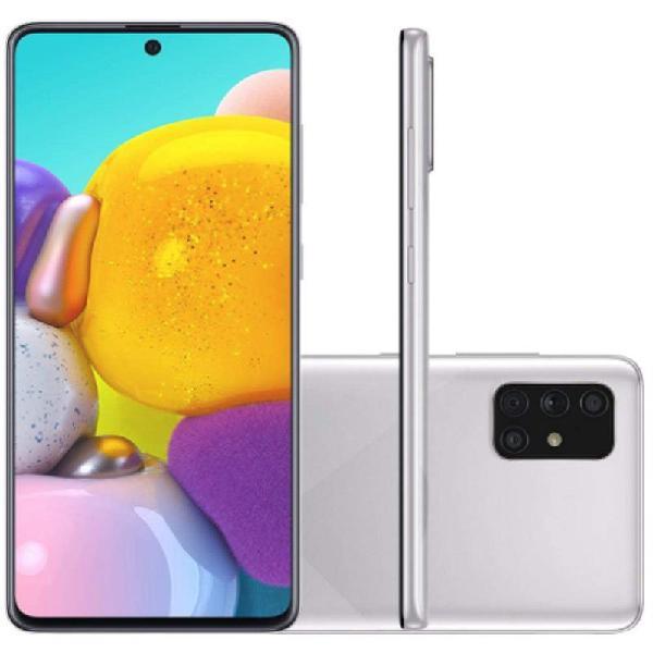 "Smartphone samsung galaxy a71 6,7"" octa core dual chip 6gb"