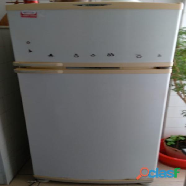 Geladeira brastemp frost free 330 litros, usada, funcionando