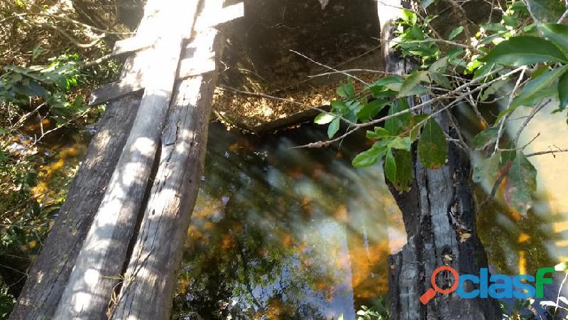 80 Alqs Ótima Terra Logística e Água Corumbaiba GO