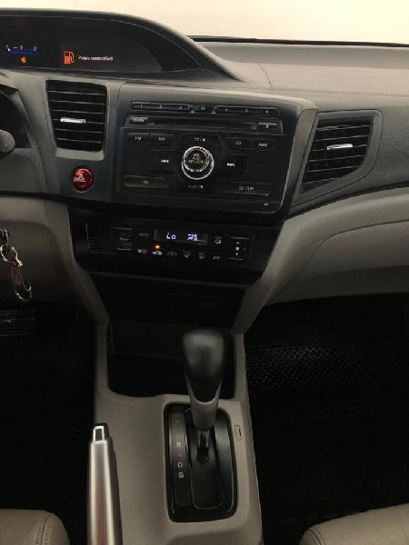 Civic 2.0 lxr 16v flex 4p automatico