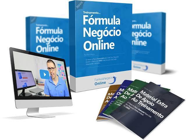 Curso fórmula negócio on-line