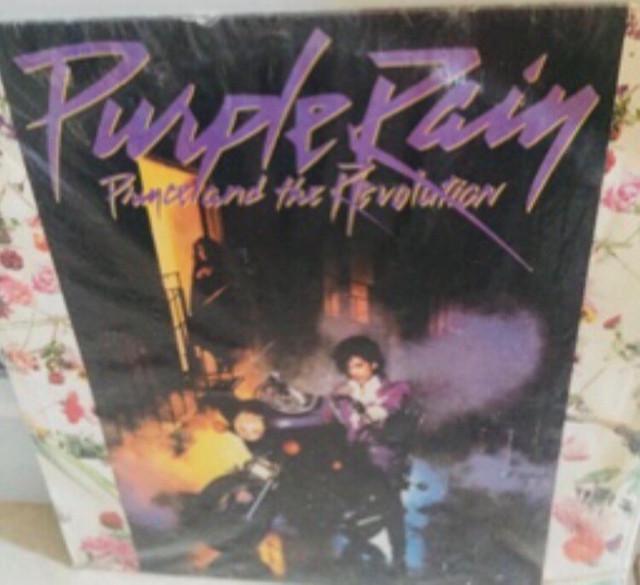 Lp prince purple rain raridade