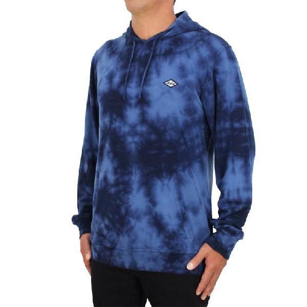 Moletom billabong riot tie dye azul - surf alive