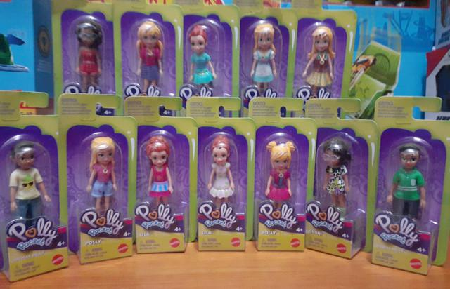 Polly pocket original da mattel