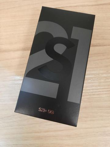 Samsung galaxy s21+ preto 5g 256gb