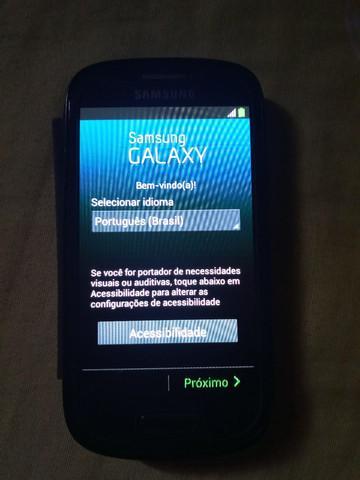 Samsung s3 mini em perfeito estado