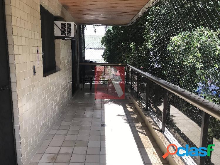 Apartamento a venda varandão 3 quartos e 2 vagas-rua dona delfina-tijuca rj