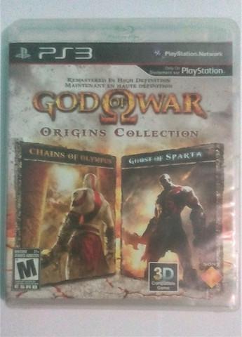 God of war origins collection (ps3)