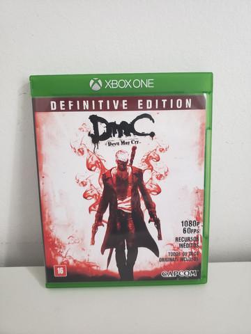 Jogo xbox one dmc devil may cry usado