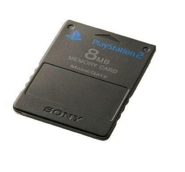 Memory card para console ps2 - original