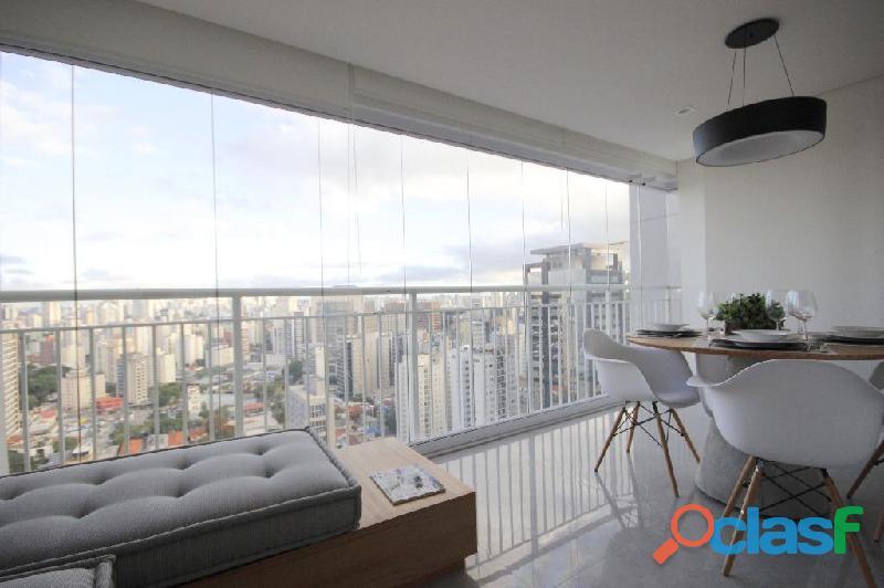 Locação de Luxuoso Apartamento Totalmente Mobiliado,Com 57 m² No Horizonte JK 7
