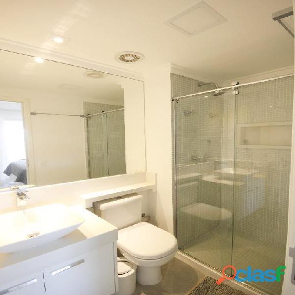 Locação de Luxuoso Apartamento Totalmente Mobiliado,Com 57 m² No Horizonte JK 5