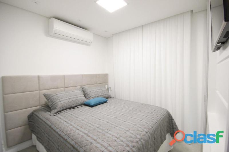 Locação de Luxuoso Apartamento Totalmente Mobiliado,Com 57 m² No Horizonte JK 1