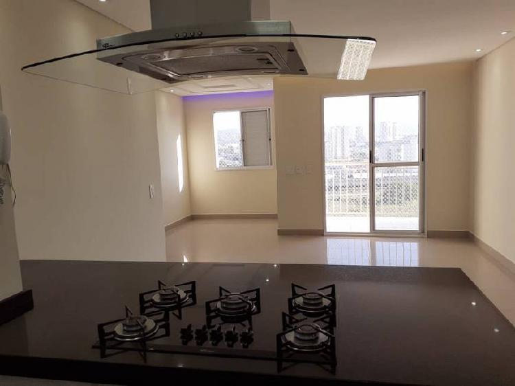 Apartamento 3 dorm, 2 vagas 71m2. vista park – jundiaí-sp