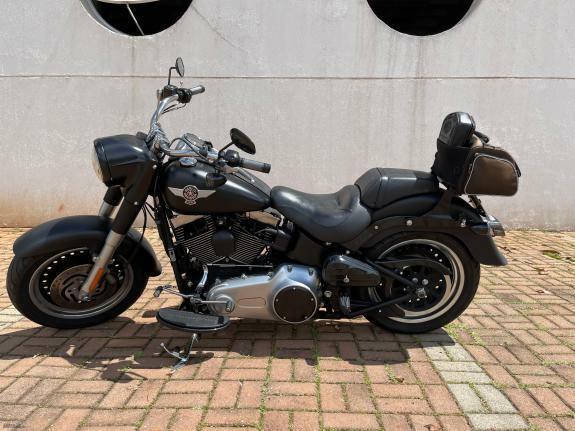 Harley-davidson - softail fat boy special