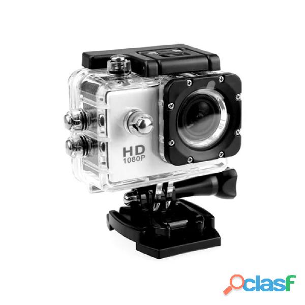 Câmera filmadora ultra hd dv pro 4k a prova d'água