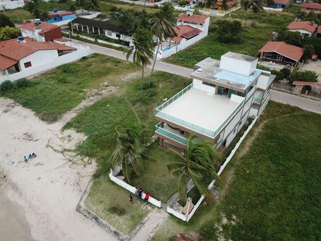 Casa beira mar de pitimbu