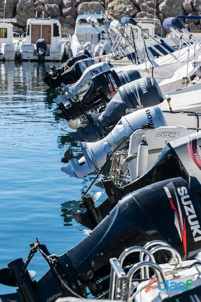 Motores fora de borda novos, semi novos e usados 9 300hp, yamaha, honda, suzuki, mercury & johnson