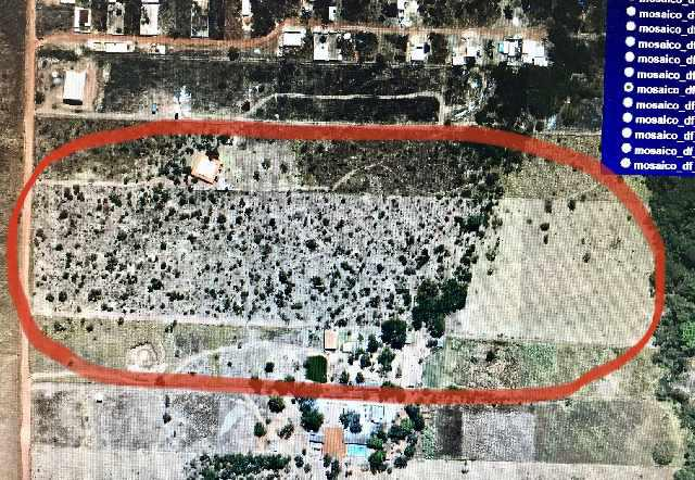 Chácara 22000 m2 em são sebastião-df por 220 mil
