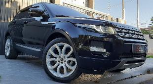 Land rover evoque prestige 2012 c/ pacote tech, sem