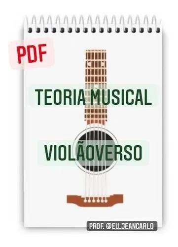 Teoria musical para violão