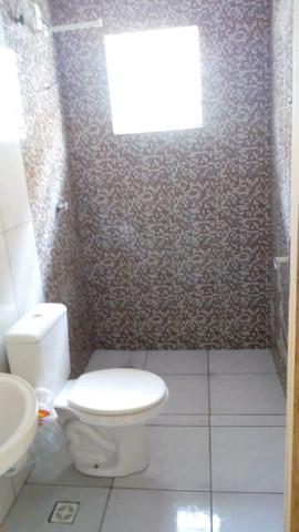 Aluga casa nova 620,00 c/agua incluso