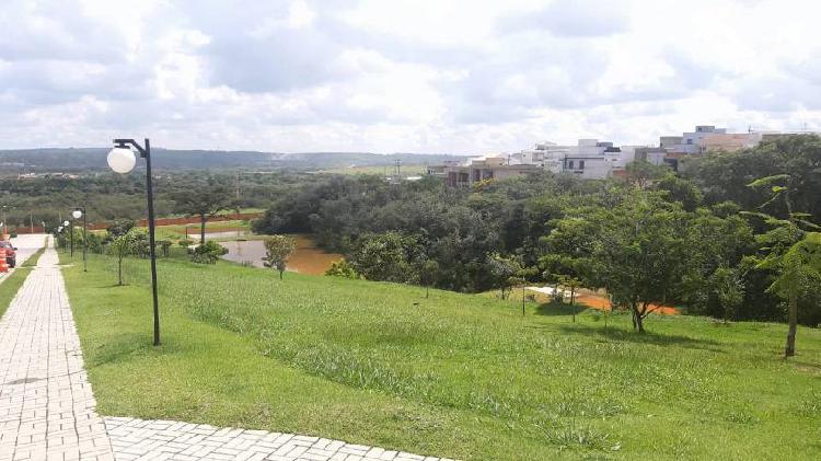 Lote/terreno para venda tem 250 metros quadrados em parque