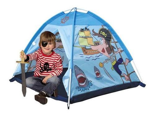 Barraca esconderijo pirata tenda infantil toca menino grande