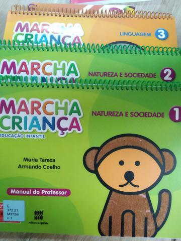 Coleção marcha criança educação infantil