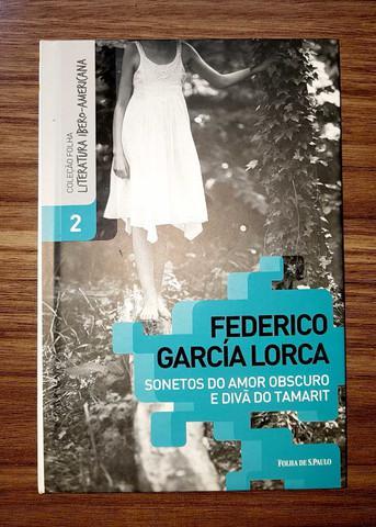 Livro: Sonetos do Amor Obscuro e Divã do Tamarit - Federico