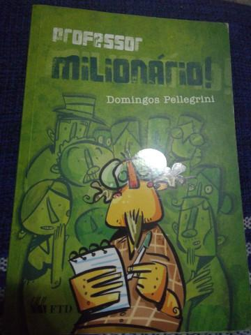 Livro professor milionario