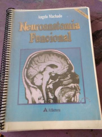 Neuroanatomia funcional - ângelo machado - 2a edição